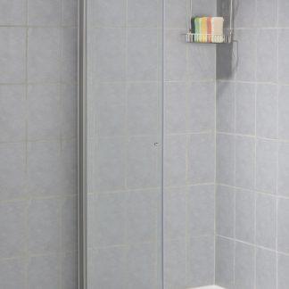 Lisäosat kääntyville suihkuseinille