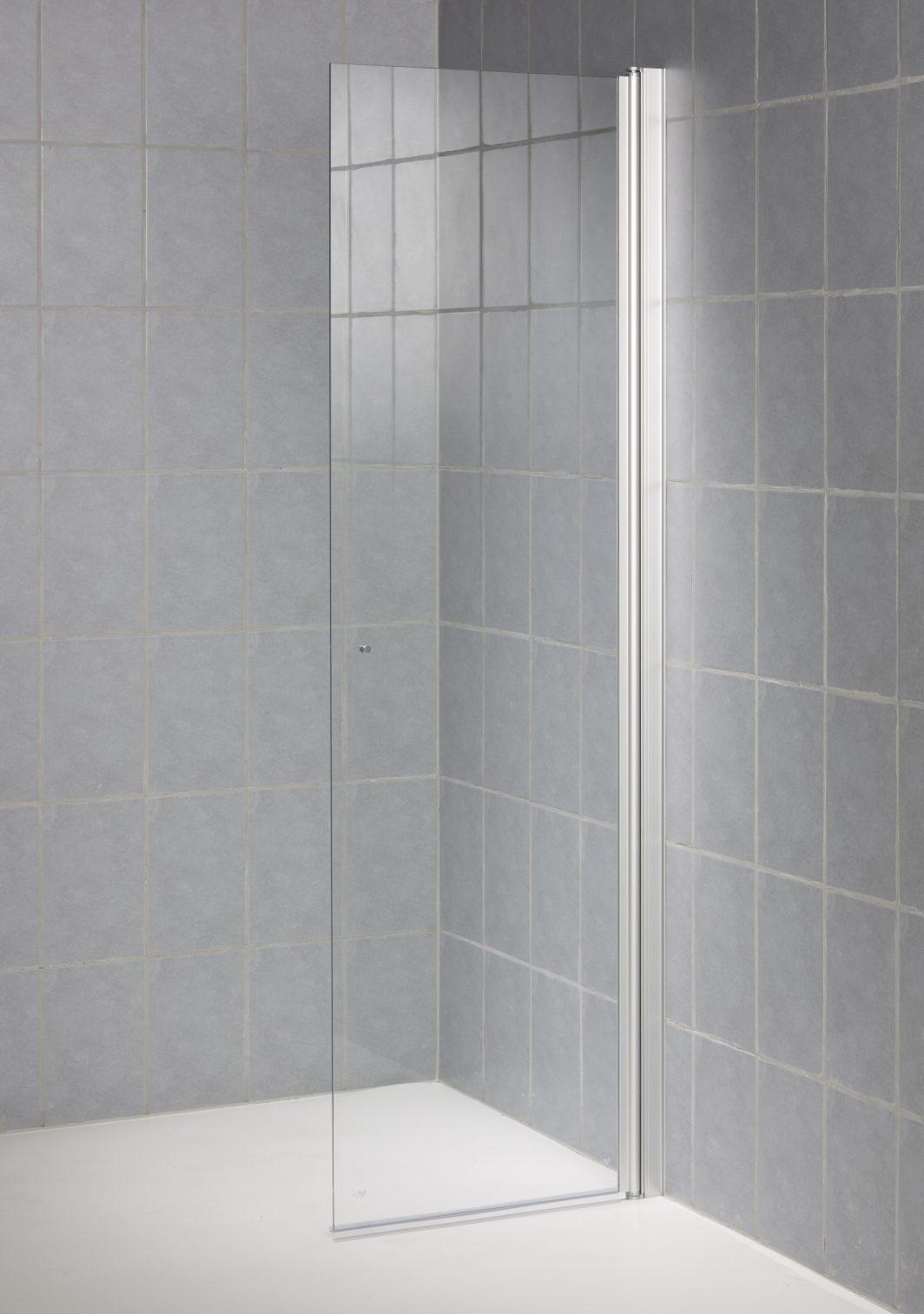 kääntyvä suihkuseinä 50 cm